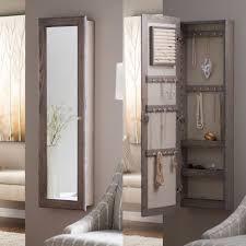 mirror jewelry armoires floor mirror jewelry armoire kreyol essence