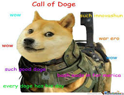 So Doge Meme - wow so gun doge know your meme