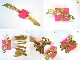 tying gift bows 3 beautiful ways to tie a bow with ribbon
