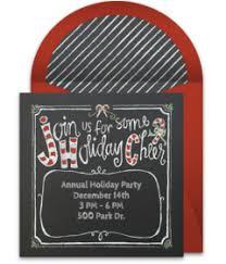 christmas online invitations punchbowl