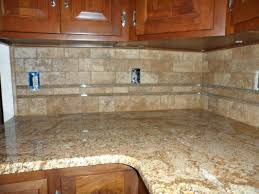 kitchen travertine backsplash marvelous honed travertine backsplash interesting astonishing