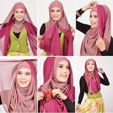 tutorial hijab resmi new tutorial hijab pasmina untuk acara resmi