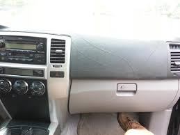 problems with toyota 4runner 2005 toyota 4runner cracked dashboard 17 complaints
