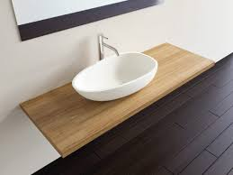 What Are Bathroom Sinks Made Of Countertop Sinks Made Of Stone Resin Badeloft Usa