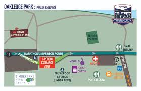 Boston Marathon Course Map by Course Map Vermont City Marathon