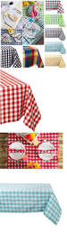 Fitted Picnic Tablecloth