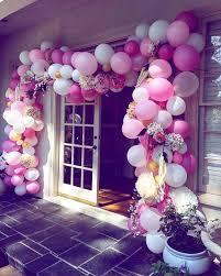 Backyard Bridal Shower Ideas Wedding Shower Decorations Purple Heart Garland Wedding Decor