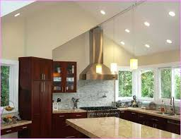 Kitchen Lighting Ideas For Vaulted Ceilings Vaulted Ceiling Lighting Ideas Restoreyourhealth Club