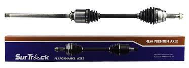 lexus es300 cv joint replacement amazon com surtrack to 8077 cv axle shaft automotive