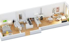 one bedroom floor plans one bedroom floor plan at home and interior design ideas house plans