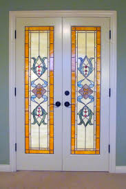 stained glass door windows stained glass door film choice image glass door interior doors