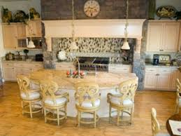 kitchen island instead of table kitchen island instead of dining table smith design crucial