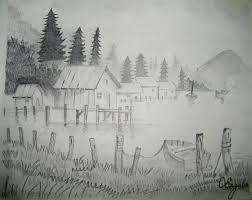 87 best outdoor sketches images on pinterest drawings art