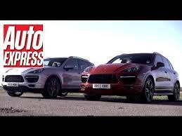 porsche cayenne turbo vs turbo s porsche cayenne turbo vs cayenne turbo s auto express