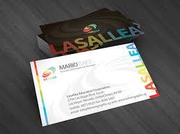 Singapore Business Cards Lasallea Corporate Business Card U2013 Lemon Graphic Singapore