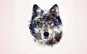 imagenes de fondo de pantalla lobos descargar 1920x1080 abstracción lobos fondo ojos lobo abstracto