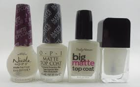 frazzle and aniploish matte topcoat comparisons part 6