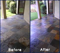 cleaning and restoring slate floors bizaillion floors