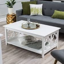 White Coffee Table White Coffee Tables Hayneedle