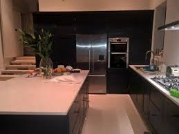 Handmade Kitchen Furniture Picture Of A Handmade Kitchen Painted In Basalt By Little Green Co