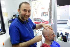 tiny barber big dreams manhattan new york ny local news