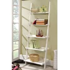 best 22 leaning ladder bookshelf and bookcase collection for your