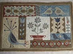 47 best rug hooking patterns images on pinterest rug hooking