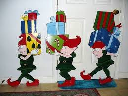 610 best christmas outdoor decorations images on pinterest