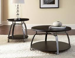 modern round end table modern round side table the holland modern accent tables placement