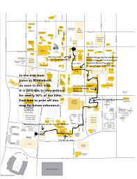 Missouri State Campus Map by Student Wins Ipod Shuffle Instead Given First Generation Zune