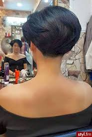 bob hairstyle cut wedged in back 100 best napes images on pinterest hair cut short hairstyle and