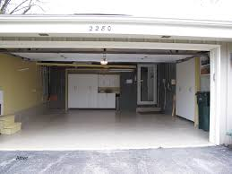 epoxy garage floors in springfield va residential and