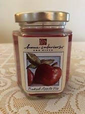 home interiors candles baked apple pie homco candles candleholders ebay