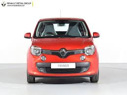 renault red nearly new renault for sale twingo sce dynamique red orpington