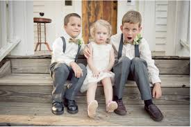 ring bearer wedding attire our guide to suspenders for groomsmen rustic wedding chic