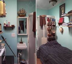 One Bedroom Apartment Manhattan Inside Nyc U0027s Impossibly Small 100 Square Foot Apartment New York
