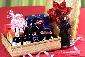 Food Gift Baskets Christmas - 15 places to get food gift baskets this christmas spot ph