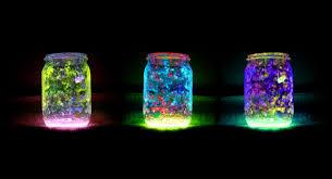 Glow In The Dark Home Decor Diy Fairy Glow Jars Youtube