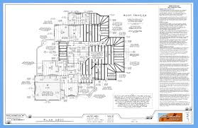 what s in a good set of house plans randall southwest plans framing plan