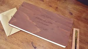 wood photo album personalised wood covers album personal wooden gifts