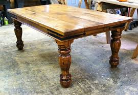 harvest dining room tables amazing hickory top harvest style dining table random harvest