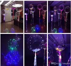 light up xmas decorations new light up flying toys led string lights flasher lighting balloon