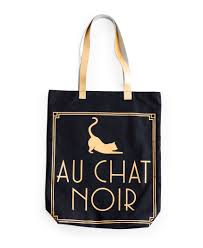 Home Decor Au by Jazz Age Tote Au Chat Noir Tableware And Home Decor Seattle Wa