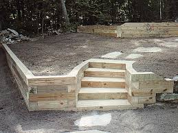 impressive on landscaping timber ideas top composite landscape