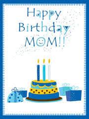 free printable birthday mom cards create and print free printable