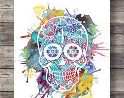 best 25 mexican skull art ideas on pinterest mexican skulls