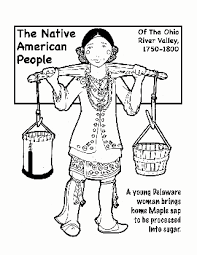 our class is learning about the native american people beautiful