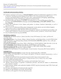 Network Analyst Resume Sample by Network Analyst Resume Sample Resume For Your Job Application