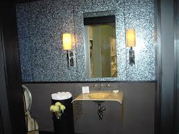 Bathroom Mosaic Tile Ideas by Entrancing 30 Metallic Bathroom Design Decorating Design Of