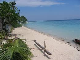 holiday home white beach oceanfront house moalboal philippines